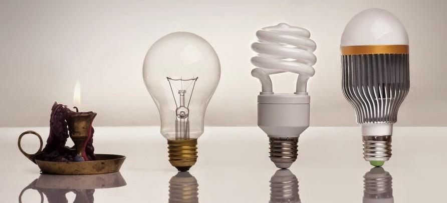 Уличные настенные светодиодные светильники - купить