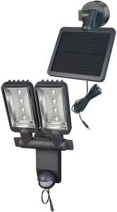 Светильник с солнечной батареей