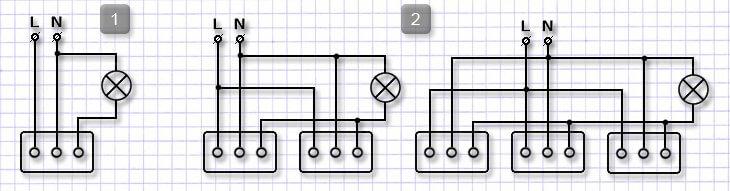 Схема подключения датчика