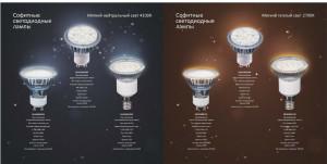 Лампочки диодные от компании Gauss