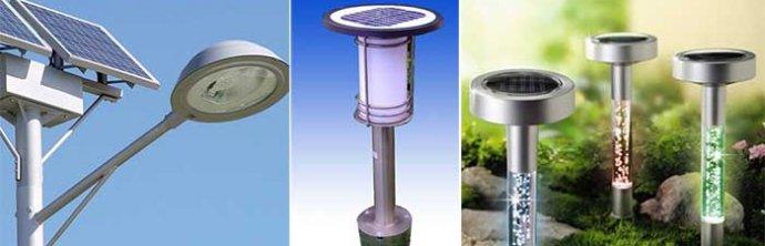 Преимущества автономного освещения на солнечных батареях