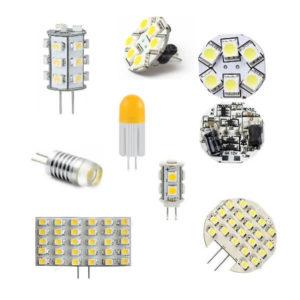 Отличие лампы по форме и внешнему виду