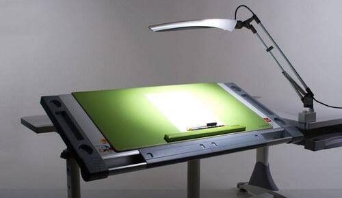 Офисная рабочая светодионая лампа