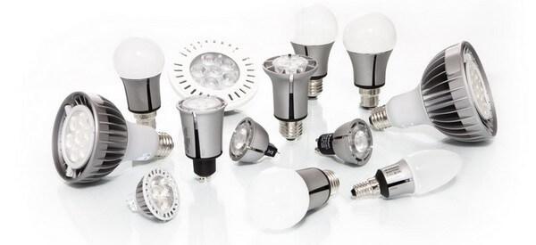 Cфера использования диодных ламп во влажных помещениях