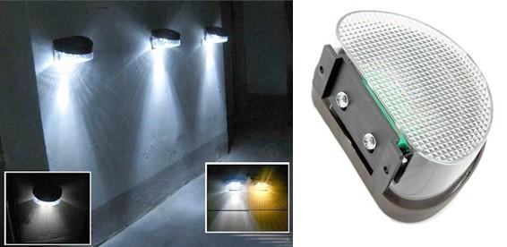 Отражатель светодиодных уличных светильников